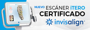 Escaner iTero Element I Certificado Invisalign